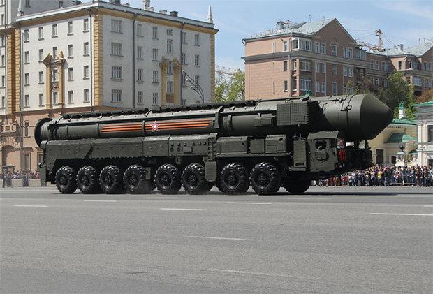 Nga tăng cường sức mạnh với tên lửa xuyên thủng lá chắn Mỹ - 2