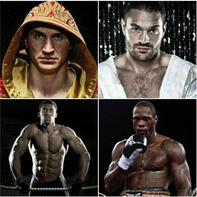 """""""Vua boxing"""" đặt lịch đại chiến 3 """"Gã thách thức khổng lồ"""" - 1"""