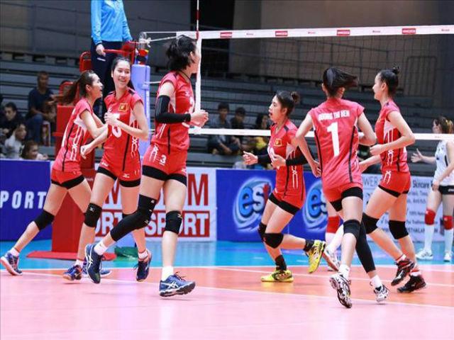 Bóng chuyền nữ: U23 Việt Nam thần tốc vào top 4 châu Á - 1