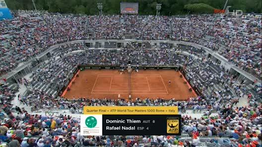 Chi tiết Nadal - Paire: Kết thúc hoàn hảo (KT)