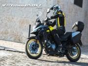 Thế giới xe - 2017 Suzuki V-Strom 650 XT có về Việt Nam không?