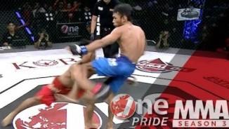 MMA: 19 giây, 2 cú đá võ sĩ Muay Thái hạ đẹp boxing