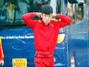 Bóng đá - Hot boy U20 VN khiến HLV Hoàng Anh Tuấn âu lo