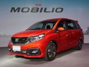 Tư vấn - Xe 7 chỗ Honda Mobilio 2017 có giá 433 triệu đồng