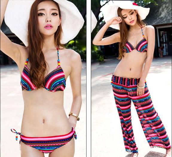 """Bikini ngày hè cứ """"nóng rực"""" như vầy thì ai chả mê - 5"""
