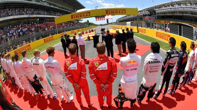 Đua xe F1, nghịch cảnh siêu sao: Người thở dốc, kẻ thở dài - 1