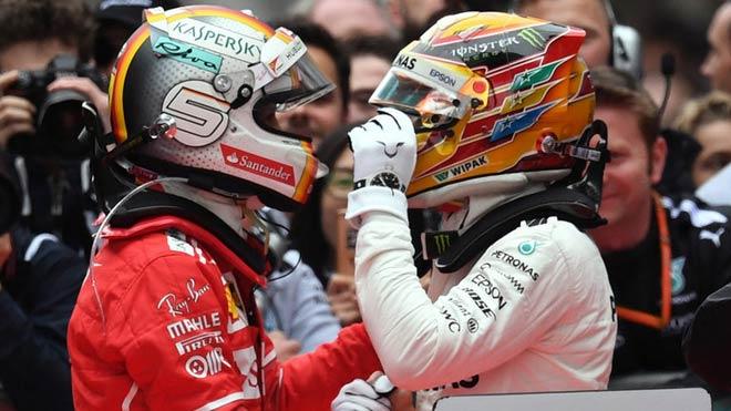 Đua xe F1, nghịch cảnh siêu sao: Người thở dốc, kẻ thở dài - 2