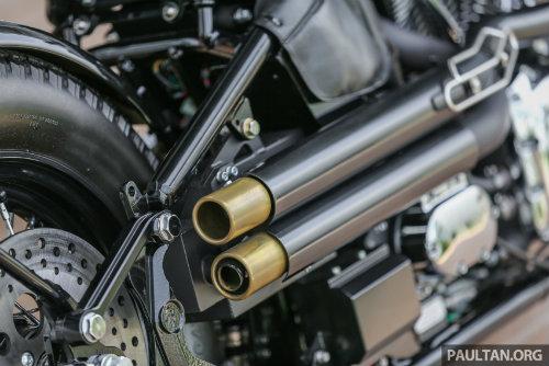 Zero Engineering ra loạt môtô khủng, giá hơn tỷ đồng - 7