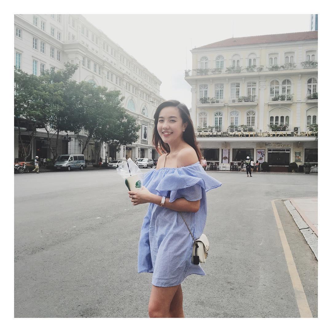 Chia tay người yêu, hot girl Mie luôn mặc áo trễ nải ra đường - 6