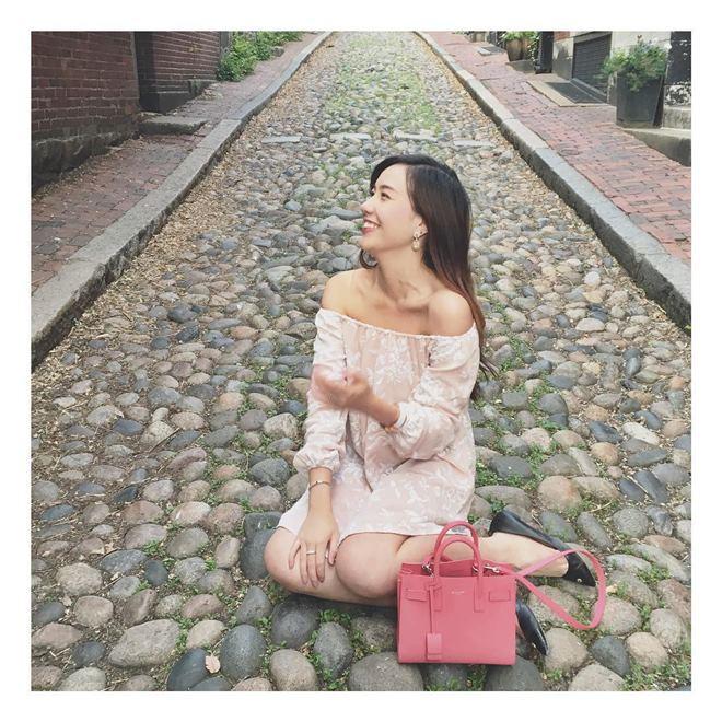 Chia tay người yêu, hot girl Mie luôn mặc áo trễ nải ra đường - 5