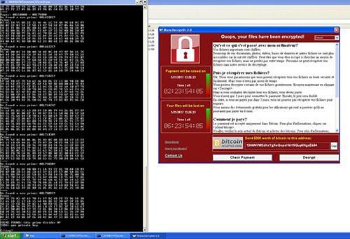 Đã tìm ra cách giải mã các tập tin nhiễm mã độc tống tiền WannaCry - 1