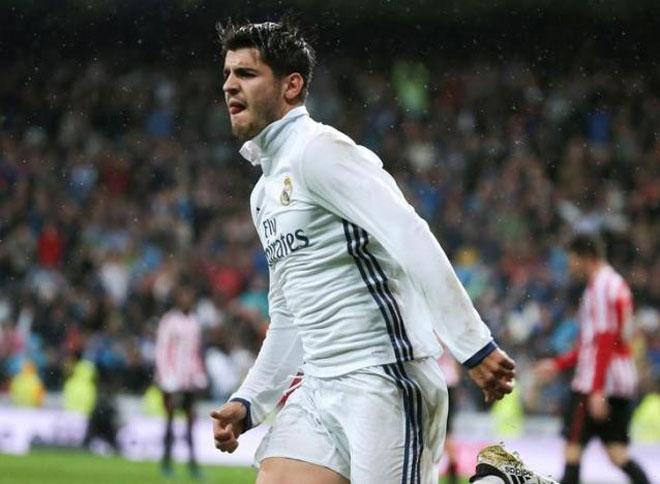 Chuyển nhượng MU: Phá đám Chelsea vụ Morata - 1