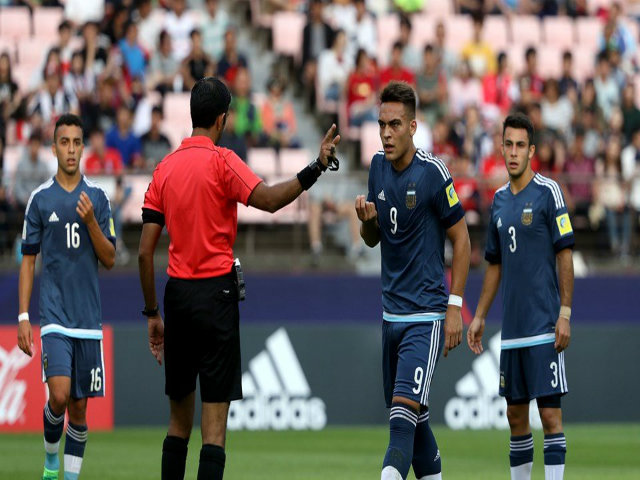 U20 World Cup: SAO 62 tỷ Argentina giở thói côn đồ nhận kết đắng