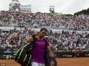 Thể thao - Thua sốc ở Rome Masters, Nadal lỡ hẹn vượt Djokovic