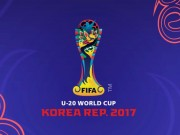 Bảng xếp hạng bóng đá U20 World Cup 2017