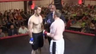 """MMA: 2 năm """"bế quan"""" trở lại, tung cước knock-out 4 giây"""