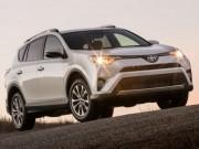 Tư vấn - Toyota RAV4 2017 gấp rút giảm giá còn 554 triệu đồng