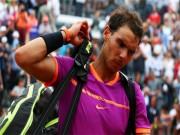 Thể thao - Tin HOT thể thao 20/5: Nadal không giữ sức cho Roland Garros