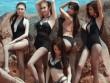 Kệ anti-fan, Lâm Khánh Chi khoe ảnh bikini bên dàn chân dài chuyển giới
