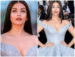 Hoa hậu đẹp nhất thế giới diện váy xẻ sâu hun hút ở Cannes