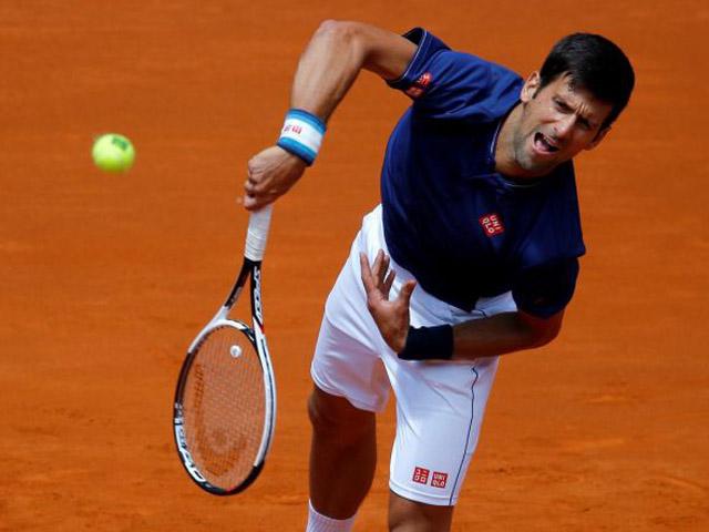 Djokovic - Thiem: Sau kì tích là sốc nặng (BK Rome Masters)
