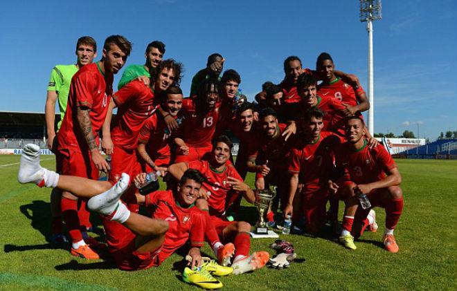 """U20 World Cup: """"Đàn em"""" Ronaldo thua sốc, châu Á rạng danh, Italia ngã ngựa - 1"""