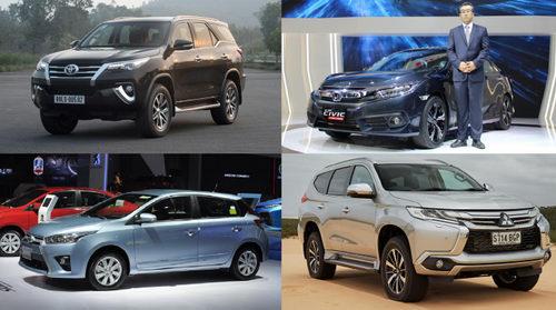 Những mẫu ô tô được dự báo giảm giá trong năm 2018 - 1