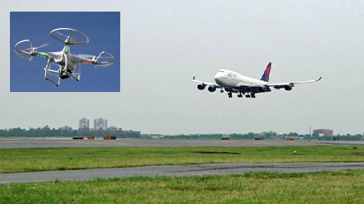 """TQ: Xây """"tường điện tử"""" bảo vệ sân bay khỏi UAV - 1"""
