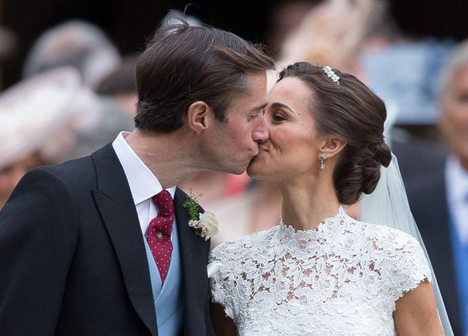 Ngạc nhiên về số tiền em gái Kate chi cho đám cưới với tỷ phú Anh - 2