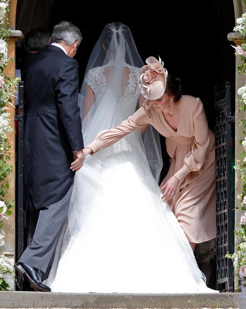 Ngạc nhiên về số tiền em gái Kate chi cho đám cưới với tỷ phú Anh - 5