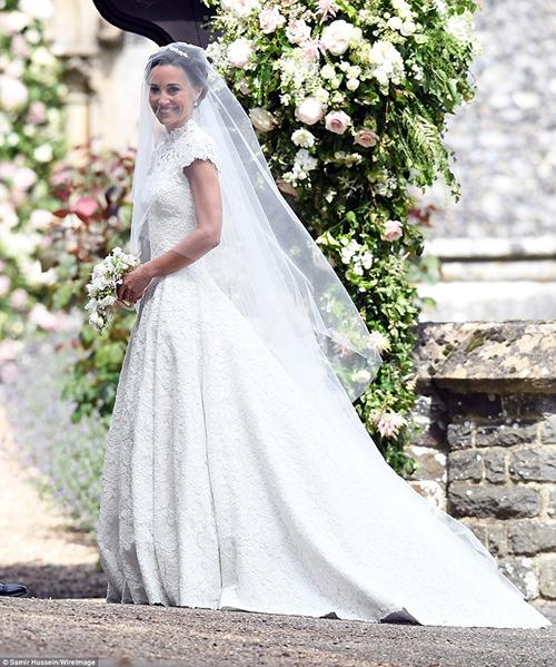 Ngạc nhiên về số tiền em gái Kate chi cho đám cưới với tỷ phú Anh - 4