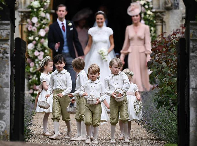Ngạc nhiên về số tiền em gái Kate chi cho đám cưới với tỷ phú Anh - 9