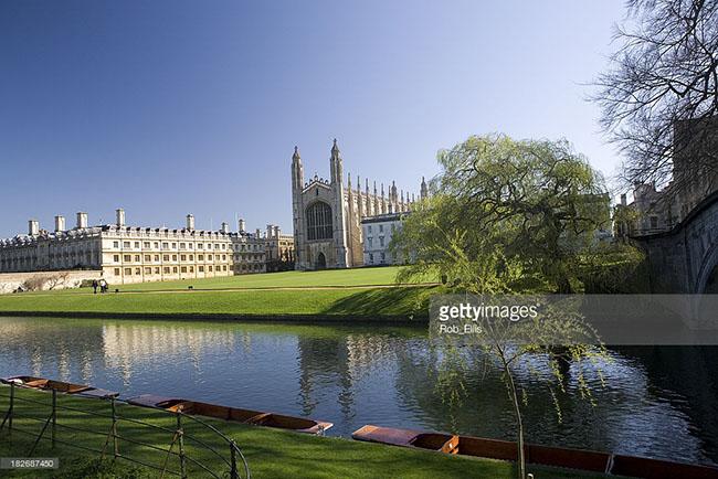 Đại học Cambridge là 1 trong những trường đại học danh giá nhất thế giới.