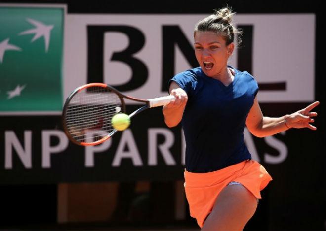 Halep - Svitolina: Xuống tay phũ phàng lên ngôi hậu (CK WTA Rome) - 1
