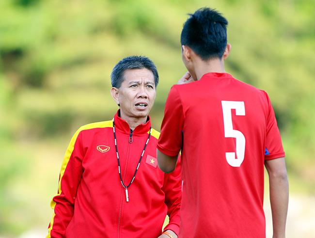 U20 Việt Nam xung trận: HLV Tuấn truyền bài tủ đấu New Zealand____ - 1