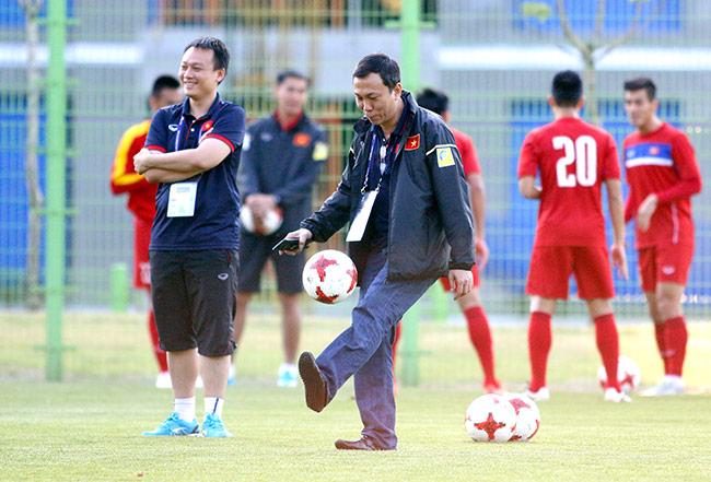 U20 Việt Nam xung trận: HLV Tuấn truyền bài tủ đấu New Zealand____ - 4