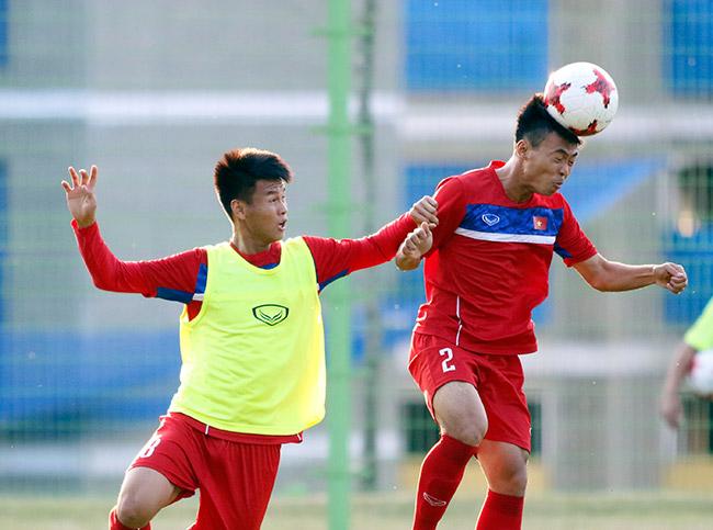 U20 Việt Nam xung trận: HLV Tuấn truyền bài tủ đấu New Zealand____ - 5