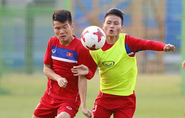 U20 Việt Nam xung trận: HLV Tuấn truyền bài tủ đấu New Zealand____ - 6