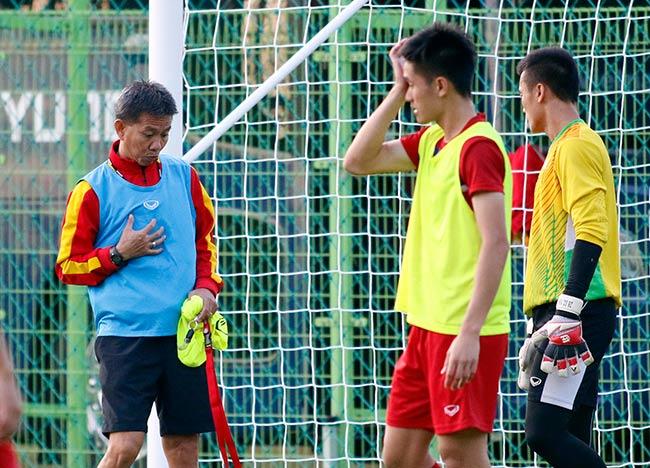 U20 Việt Nam xung trận: HLV Tuấn truyền bài tủ đấu New Zealand____ - 8
