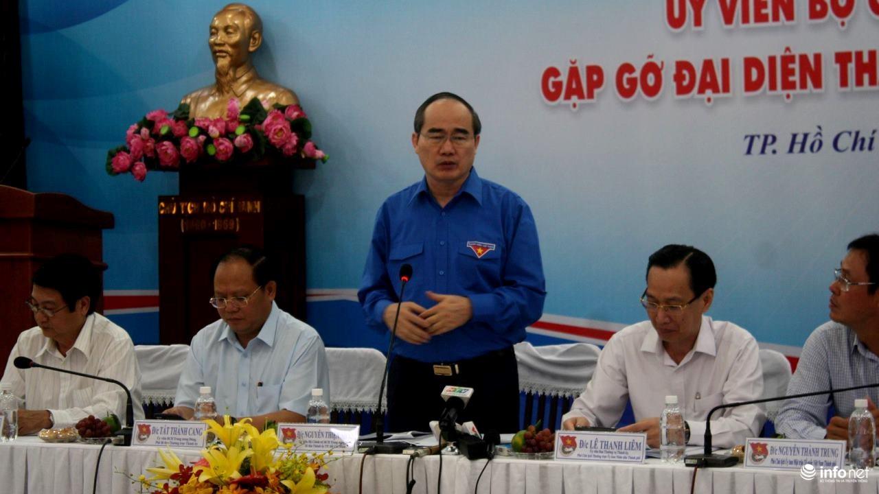Cuộc khảo sát nhanh qua điện thoại của Bí thư TP.HCM Nguyễn Thiện Nhân - 1