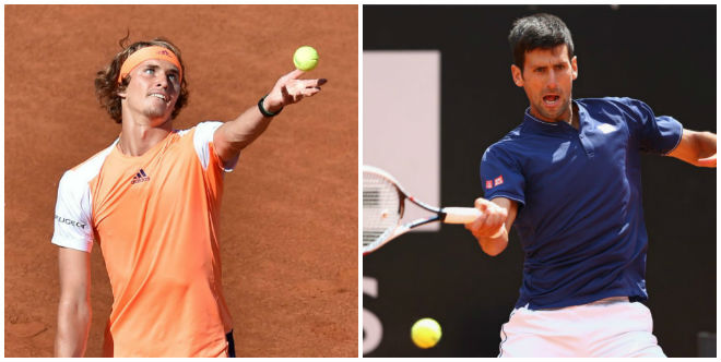 Djokovic – Zverev: Sai một li, đi luôn cúp (CK Rome Masters) - 1