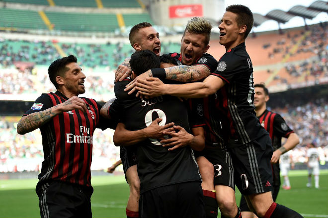 AC Milan - Bologna: San Siro mở hội trong hiệp 2 - 1