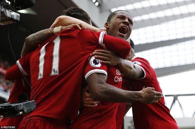 Liverpool - Middlesbrough: Công phá không thể cưỡng - 1