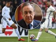 Bóng đá - Real: Phá kỉ lục vì Mbappe, sẵn sàng phế Benzema