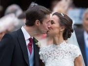 Ngạc nhiên về số tiền em gái Kate chi cho đám cưới với tỷ phú Anh