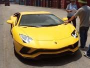 Lamborghini Aventador S giá 40 tỷ đồng về Việt Nam