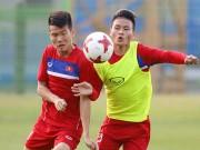 Bóng đá - U20 Việt Nam xung trận: HLV Tuấn truyền bài tủ đấu New Zealand