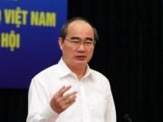 Tin tức trong ngày - Ông Nguyễn Thiện Nhân nói gì về việc dẹp vỉa hè?