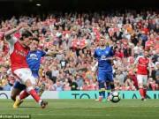 """Bóng đá - Arsenal - Everton: """"Mưa bàn thắng"""" đẫm nước mắt"""