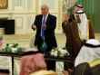 Trump ký hợp đồng 350 tỷ USD bán vũ khí cho Ả Rập Saudi